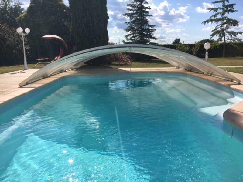 Sale house / villa Redessan 462000€ - Picture 3