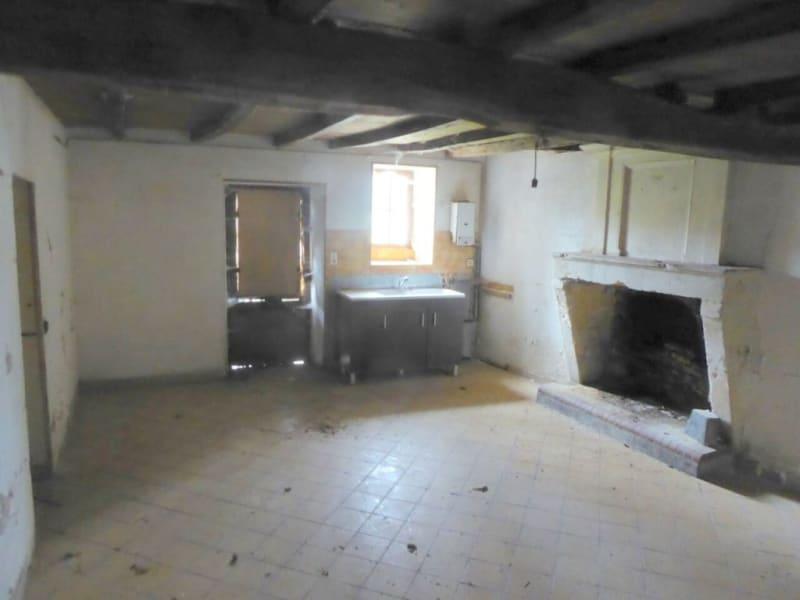 Vente maison / villa Villars-les-bois 27375€ - Photo 2