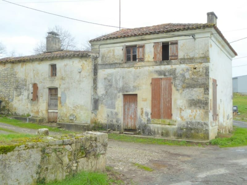 Vente maison / villa Villars-les-bois 27375€ - Photo 6