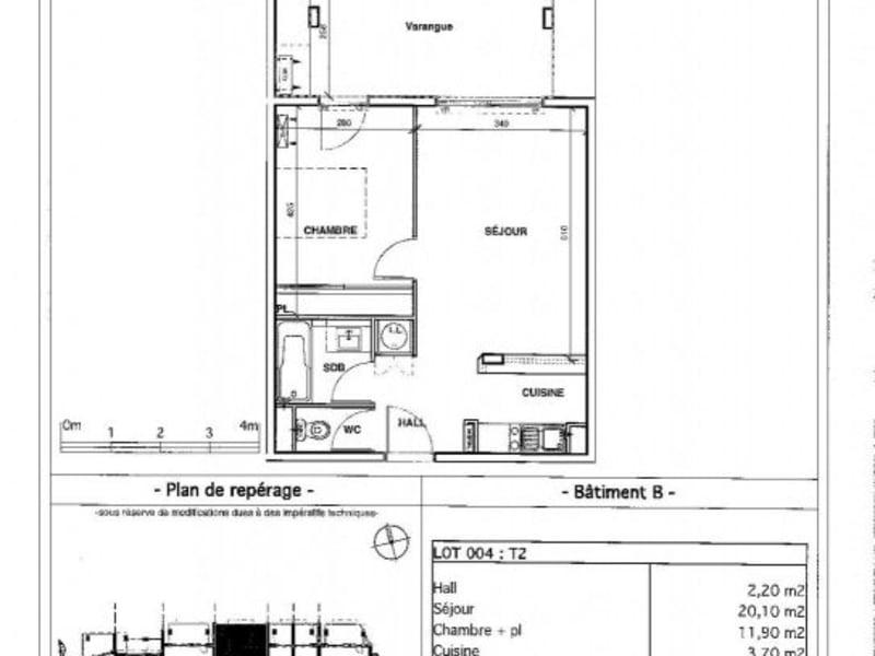 Location appartement Ste clotilde 591€ CC - Photo 7