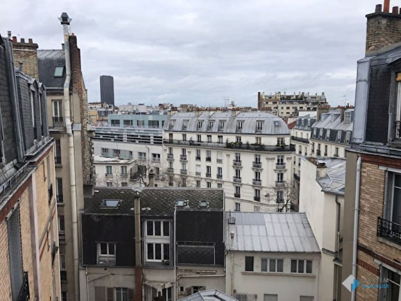 Sale apartment Paris 14ème 240 000€ - Picture 1