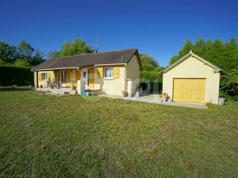Sale house / villa Ecouis 164000€ - Picture 5