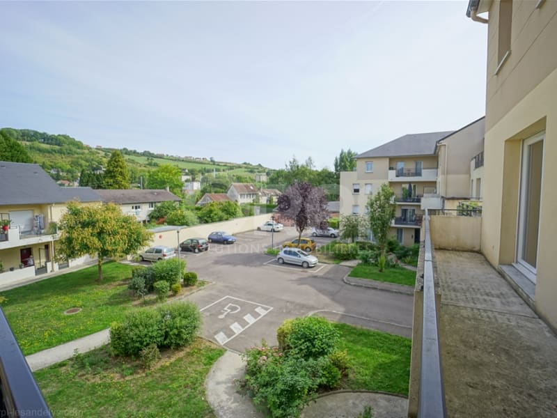 Vente appartement Les andelys 87 000€ - Photo 8