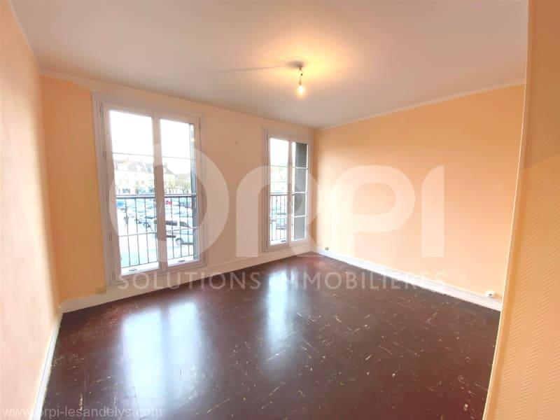 Vente appartement Les andelys 92000€ - Photo 2