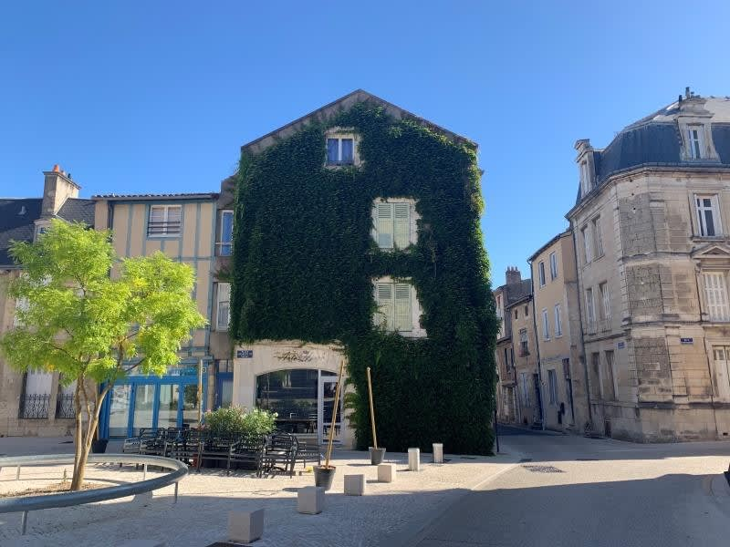 Vente immeuble Poitiers 435660€ - Photo 1