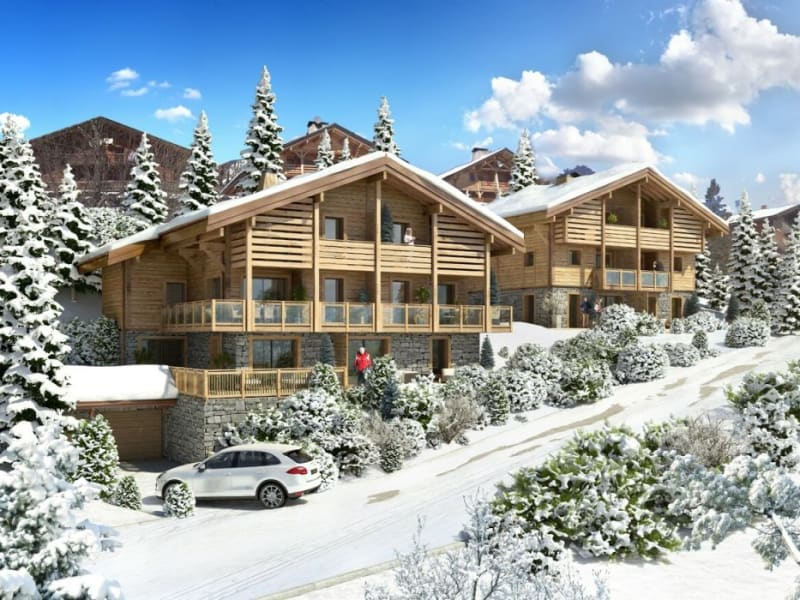 Sale apartment Le grand-bornand 235 000€ - Picture 2