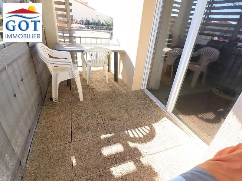 Verkoop  appartement St laurent de la salanque 122000€ - Foto 1