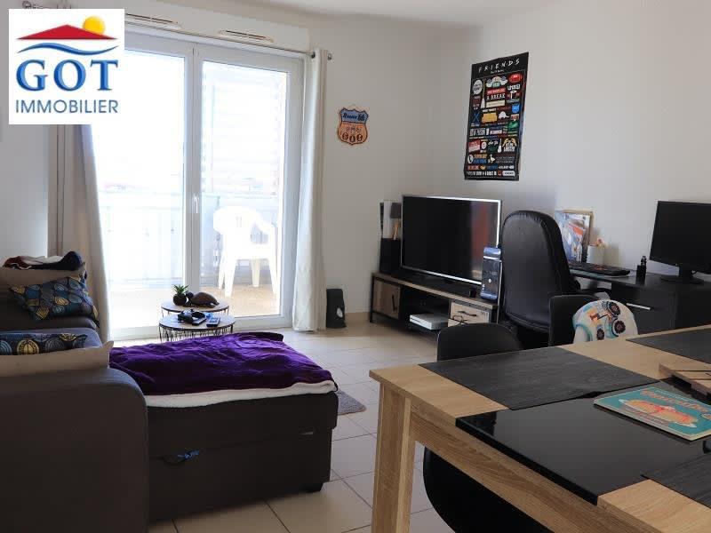 Verkoop  appartement St laurent de la salanque 122000€ - Foto 3