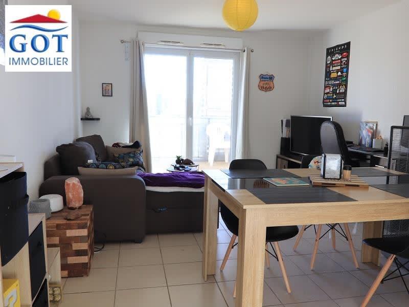 Verkoop  appartement St laurent de la salanque 122000€ - Foto 10