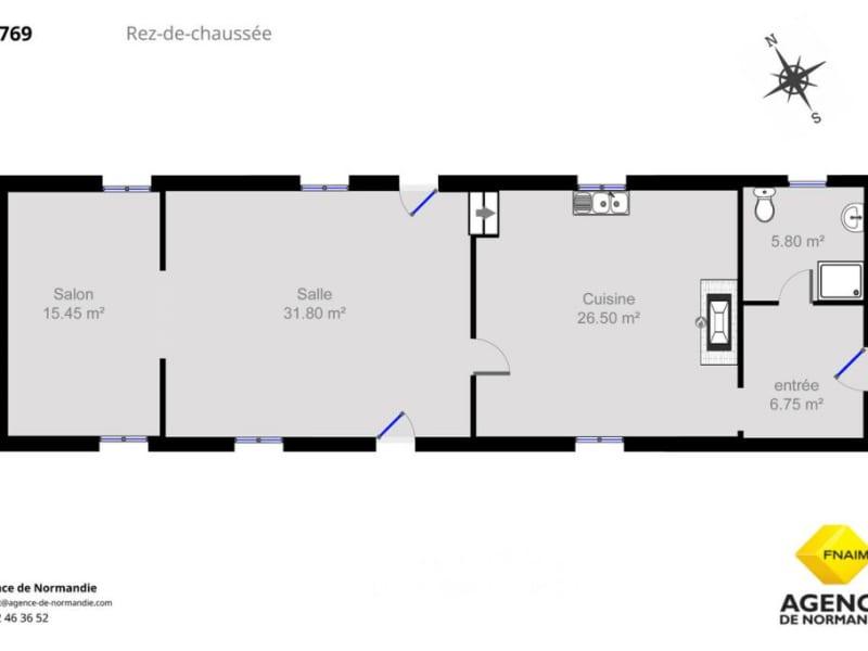 Sale house / villa Montreuil-l'argillé 70000€ - Picture 6