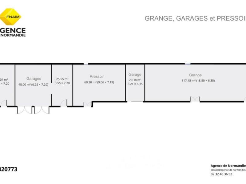 Vente maison / villa L' aigle 320000€ - Photo 14