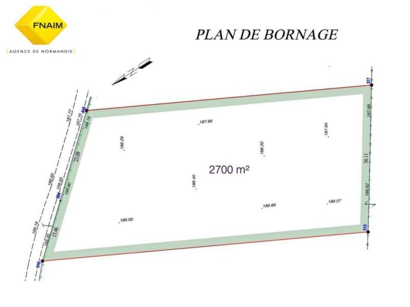 Vente terrain Broglie 21500€ - Photo 2