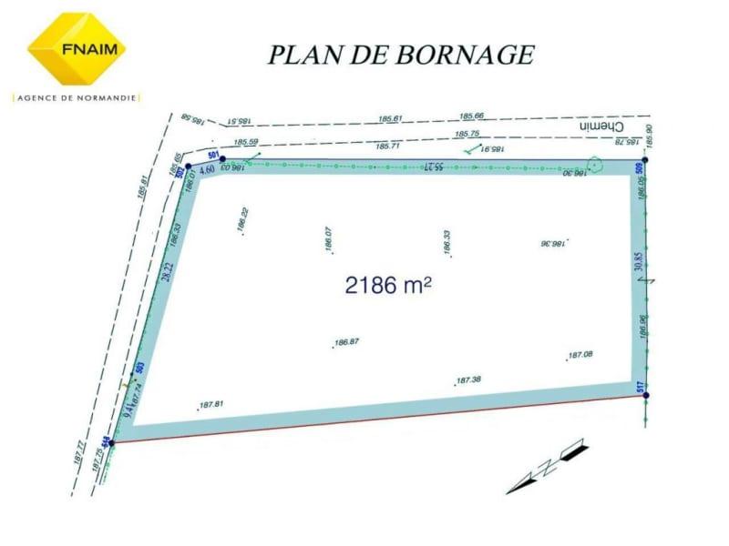 Vente terrain Montreuil-l'argillé 19000€ - Photo 2