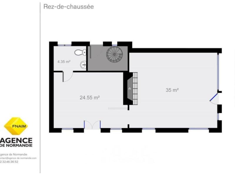 Rental empty room/storage Montreuil-l'argillé 400€ HC - Picture 8