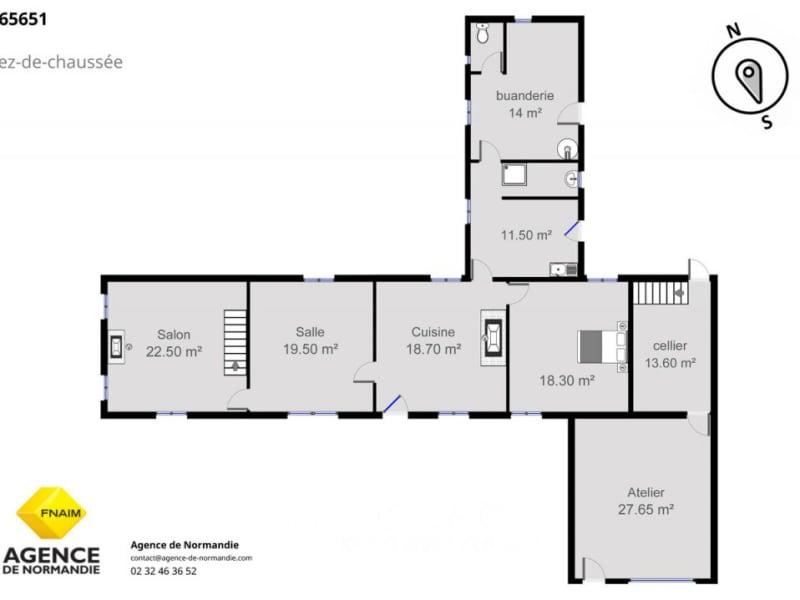 Vente maison / villa La ferté-frênel 59000€ - Photo 6