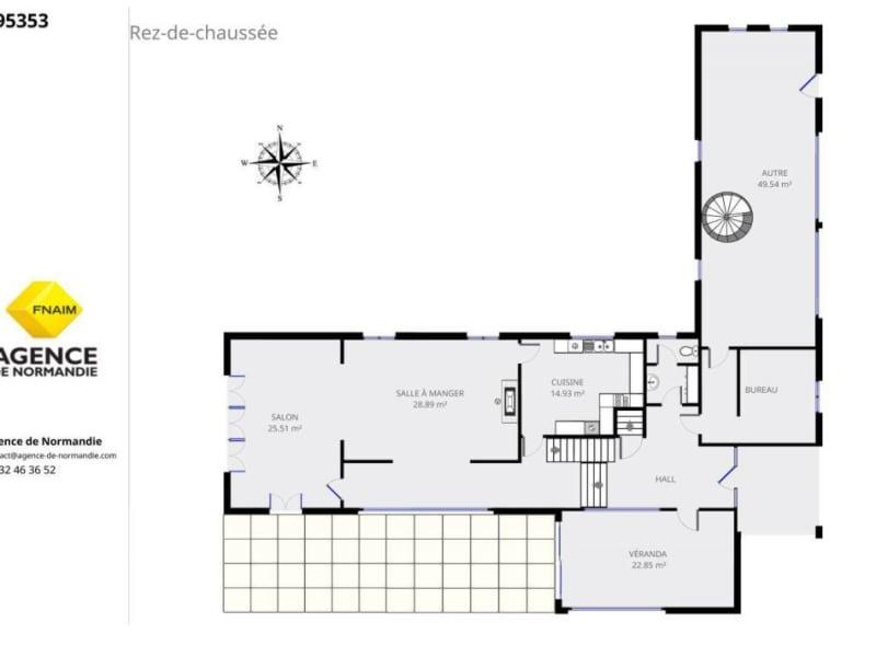 Sale house / villa Vimoutiers 350000€ - Picture 8