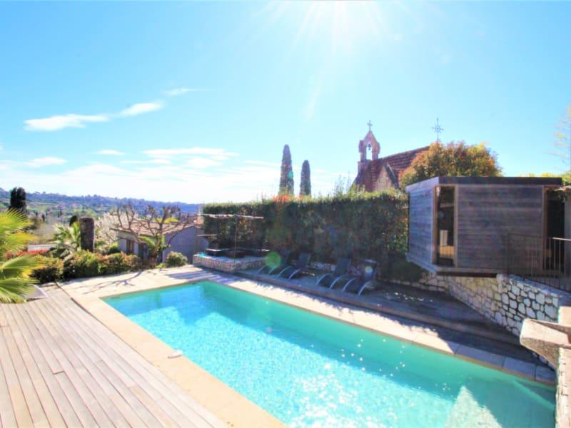 Vente maison / villa La colle sur loup 1790000€ - Photo 4