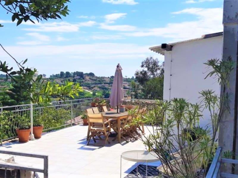 Vente appartement Vence 390000€ - Photo 1
