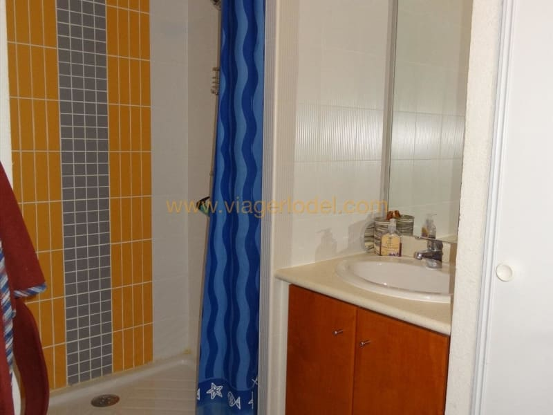 Life annuity apartment Agde 75000€ - Picture 6
