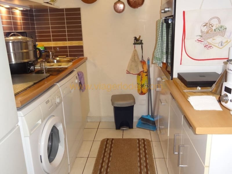 Life annuity apartment Agde 75000€ - Picture 5