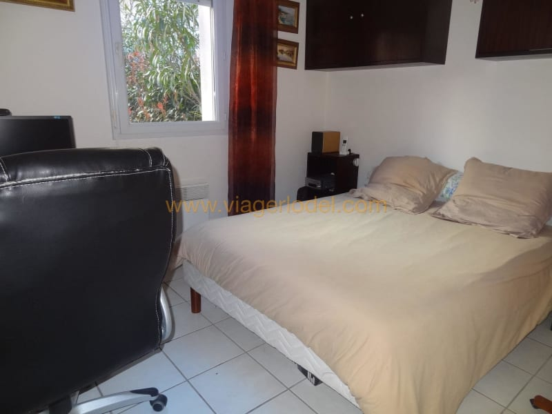Life annuity apartment Agde 75000€ - Picture 7