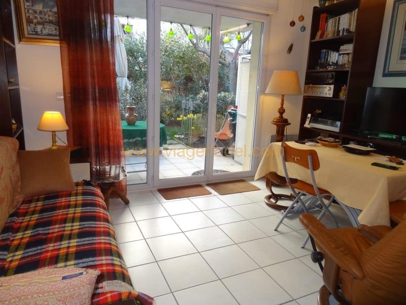 Verkauf auf rentenbasis wohnung Agde 75000€ - Fotografie 3
