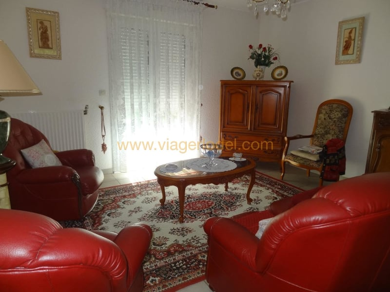 Life annuity house / villa Carcassonne 55000€ - Picture 3