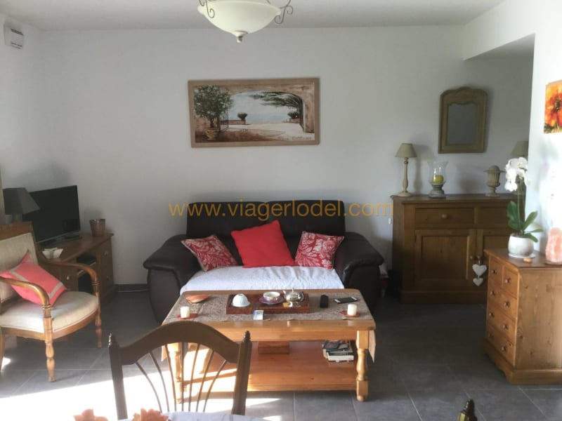 Life annuity apartment Toulouse 120000€ - Picture 1