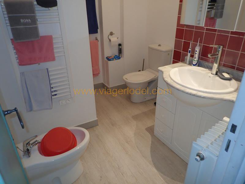 Verkauf auf rentenbasis wohnung Vence 216500€ - Fotografie 8