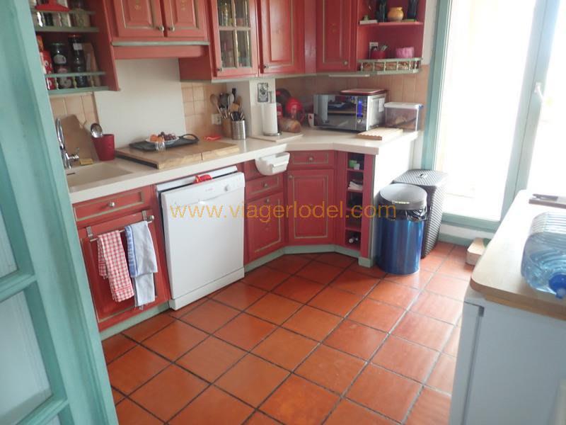 Verkauf auf rentenbasis wohnung Vence 216500€ - Fotografie 6