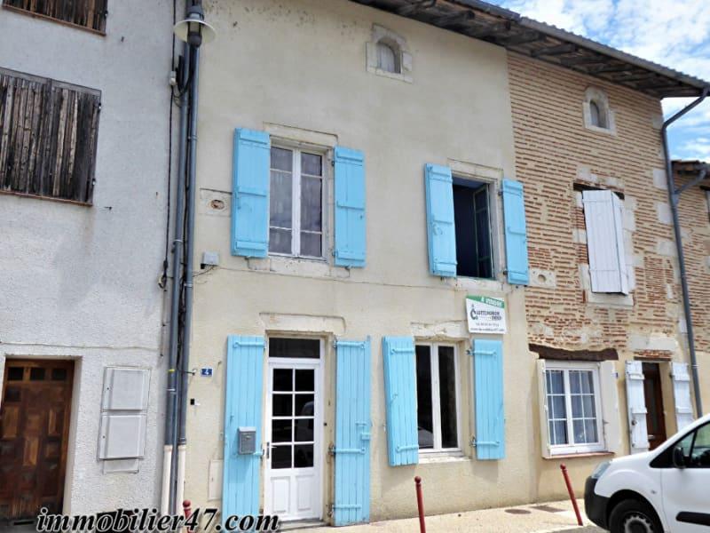 Sale house / villa Le temple sur lot 59900€ - Picture 1