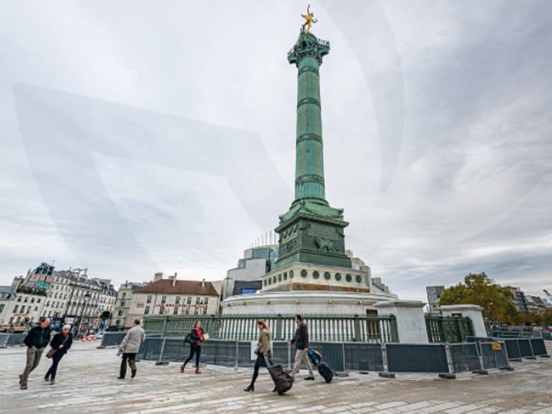 Vendita locale Paris 4ème 1100000€ - Fotografia 2