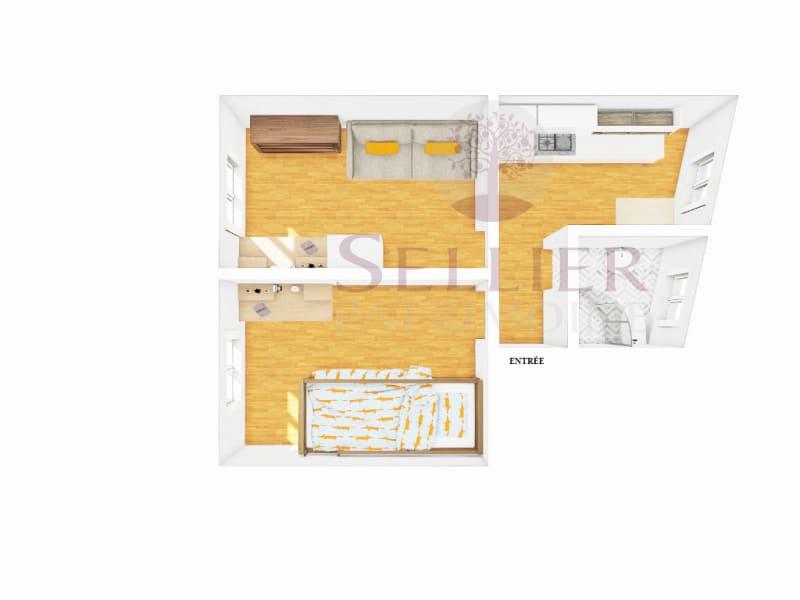 Vendita appartamento Paris 13ème 394000€ - Fotografia 4
