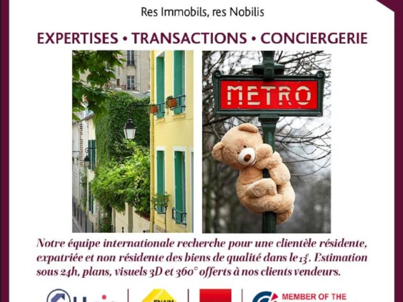 Vendita appartamento Paris 13ème 394000€ - Fotografia 5