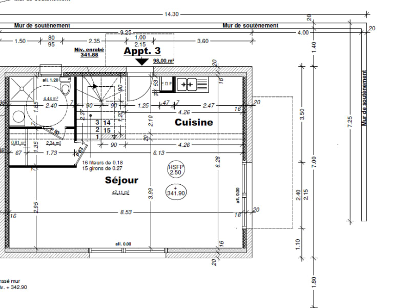 Sale house / villa Aix les bains 445000€ - Picture 3