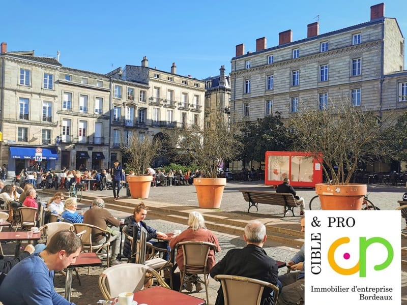 Commercial property sale shop Bordeaux 241 120€ - Picture 1