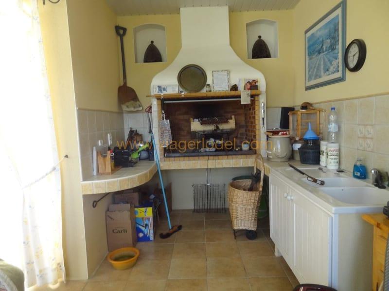 Vendita nell' vitalizio di vita casa Narbonne 185000€ - Fotografia 11
