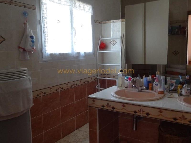 Vendita nell' vitalizio di vita casa Narbonne 185000€ - Fotografia 8