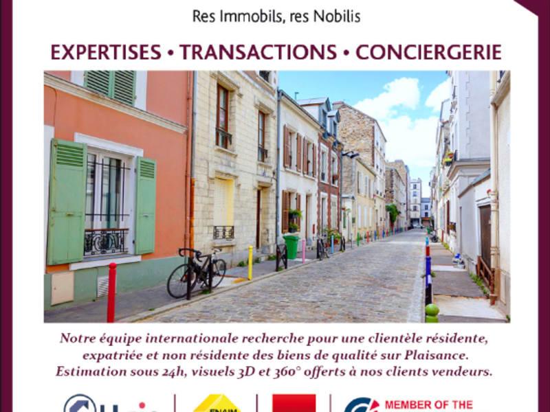 Verkauf wohnung Paris 14ème 465000€ - Fotografie 2
