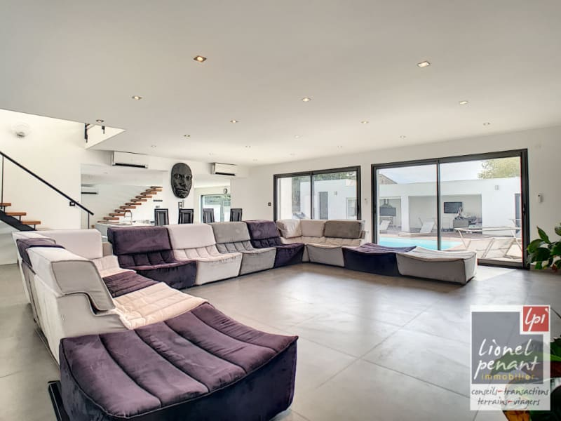 Sale house / villa Rochefort du gard 850000€ - Picture 4