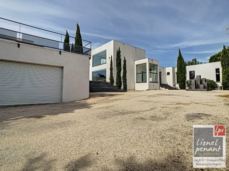 Sale house / villa Rochefort du gard 850000€ - Picture 10