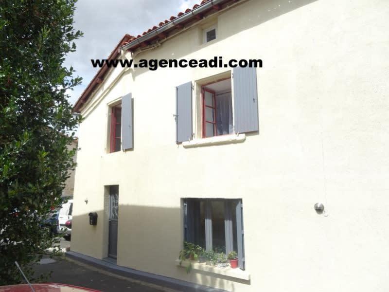 Vente maison / villa La mothe st heray 84800€ - Photo 1