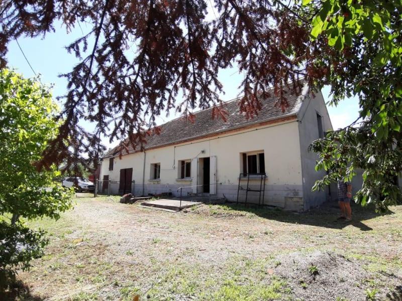 Vente maison / villa Besson 44000€ - Photo 1
