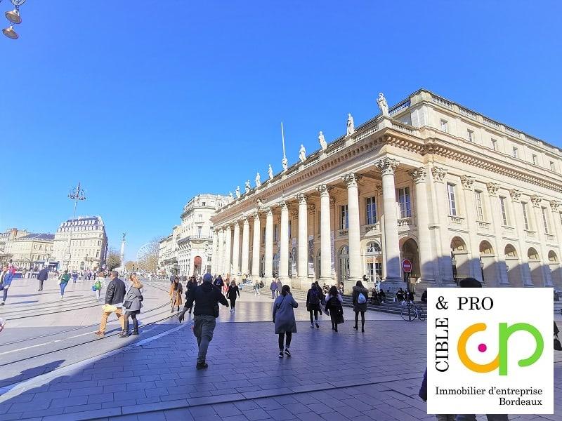 Vente fonds de commerce boutique Bordeaux 596200€ - Photo 1