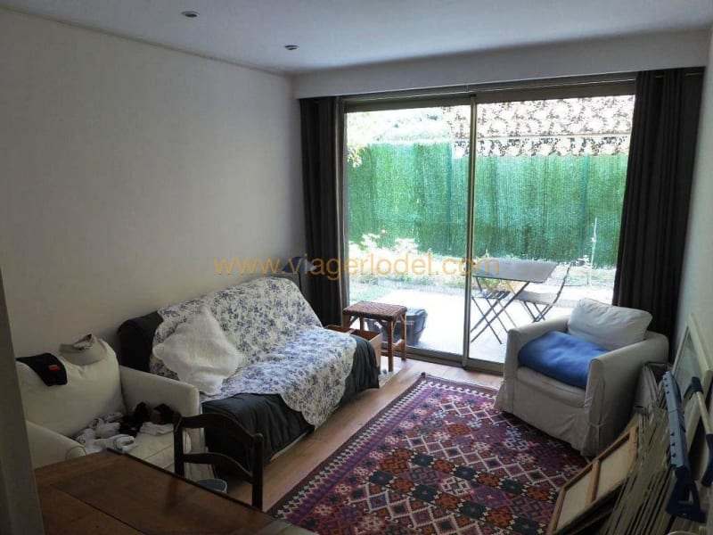 Life annuity apartment Cannes 240 000€ - Picture 9