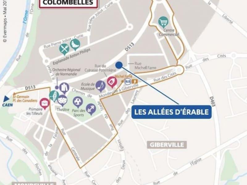 Sale house / villa Colombelles 214000€ - Picture 4