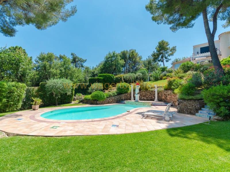 Verkauf auf rentenbasis haus La colle-sur-loup 2096000€ - Fotografie 6
