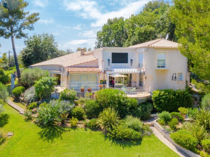 Life annuity house / villa La colle-sur-loup 2096000€ - Picture 3