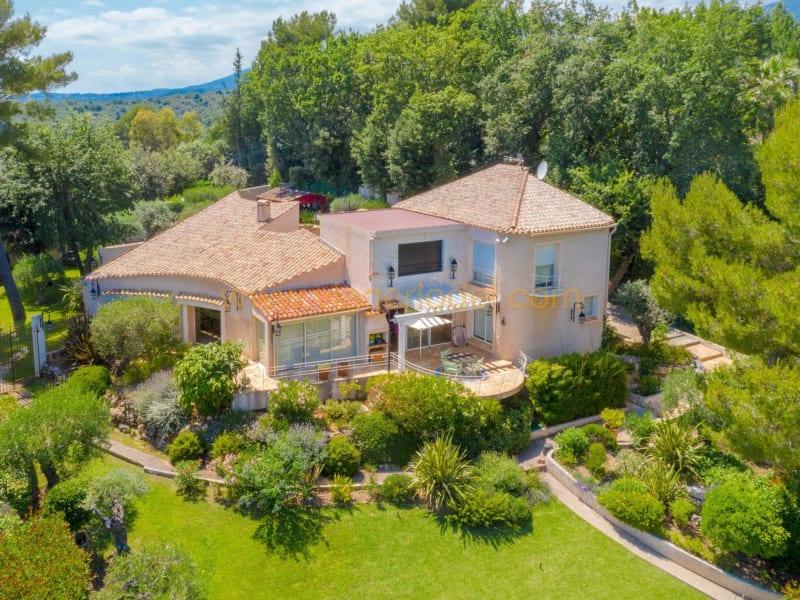 Life annuity house / villa La colle-sur-loup 2096000€ - Picture 1