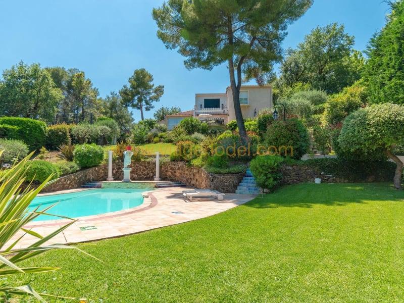 Verkauf auf rentenbasis haus La colle-sur-loup 2096000€ - Fotografie 5